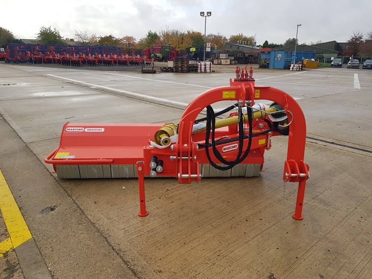 MASCHIO GIRAFFANO 260 OFFSET FLAIL MOWER