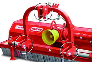 Brava - Medium Duty Flail Mower