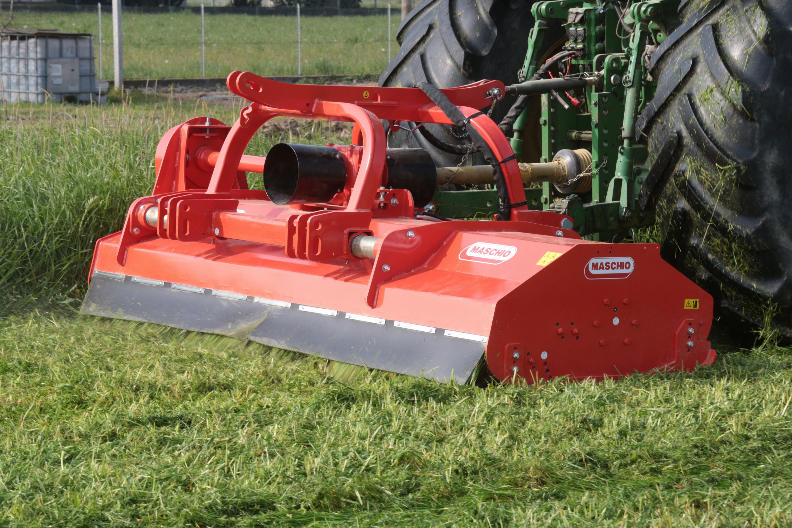 Bufalo - Heavy Duty Flail Mower